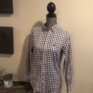 Burberry Brit gingham check shirt